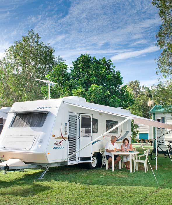 Glen Villa Resort Camping