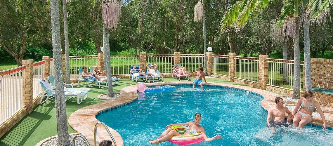 Glen Villa Resort Byron Bay Contact